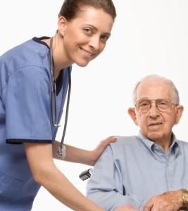 Elder Patient at Discharge