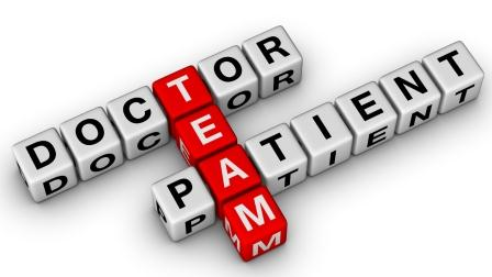physician patient relationship and medication compliance games