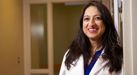 Dr. Nasia Safdar, MD