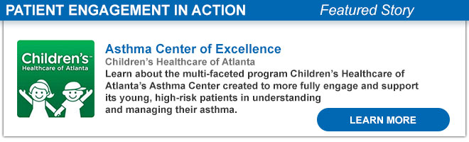 Asthma Center of Excellence Children's Healthcare of Atlanta Learn about the multi-faceted program Children's Healthcare of Atlanta's Asthma Center created to more fully engage and support i