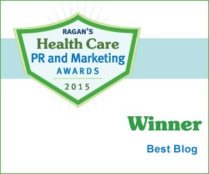 Ragan's Health Care PR and Marketing Awards 2015 - Winner Best Blog