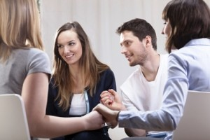 People satisfied on group therapy