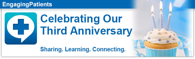 Celebrating Our Third Anniversary. | Sharing. Learning. Connecting.